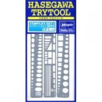 Scribing Template Hasegawa Set 1
