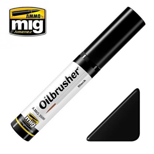 Oilbrusher Negro