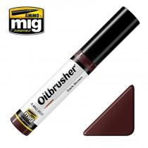 Oilbrusher Marrón oscuro