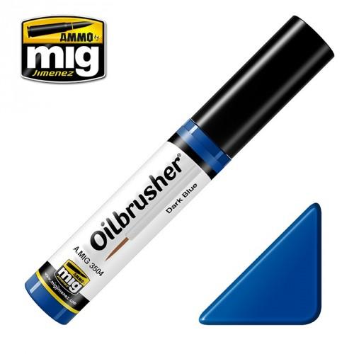 Oilbrusher Dark Blue