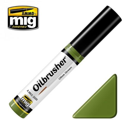 Oilbrusher Olive Green