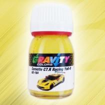 Corvette C7.R Racing Yell-O Gravity Colors Paint– GC-184