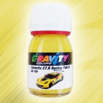 Corvette C7.R Racing Yell-O Gravity Colors Paint– GC-184