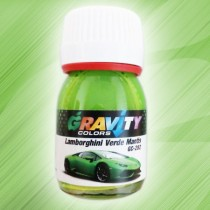 Lamborghini Verde Mantis Gravity Colors Paint– GC-282