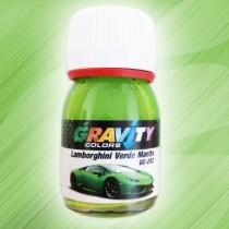 Lamborghini Verde Mantis Gravity Colors Paint– GC-282