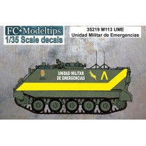 M113 UME, escala 1/35