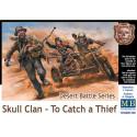 Desert Battle Series, Skull Clan - To Catch a Thief 1/35