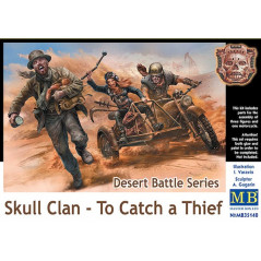 Desert Battle Series, Skull Clan - To Catch a Thief 1/35