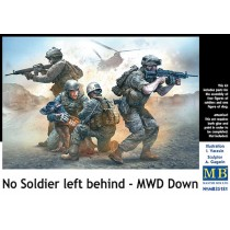 No Soldier left behind - MWD Down  1/35