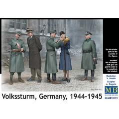 Modern UK Infantrymen, present day 1/35