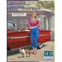 Pin-up series, Kit No. 2. Betty 1/24