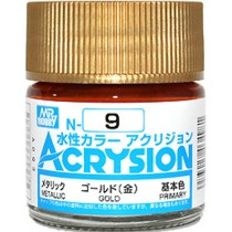 Acrysion (10 ml) Gold
