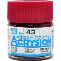 Acrysion (10 ml) Russet