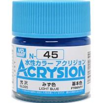 Acrysion (10 ml) Light Blue