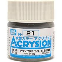 Acrysion (10 ml) Off White