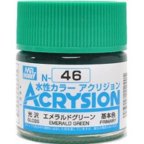 Acrysion (10 ml) Emerald Green