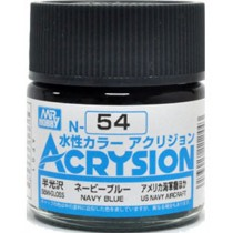 Acrysion (10 ml) Navy Blue