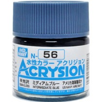 Acrysion (10 ml) Intermediate Blue