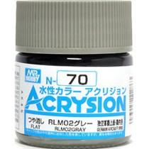 Acrysion (10 ml) RLM02 Gray