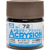 Acrysion (10 ml) Dark Earth