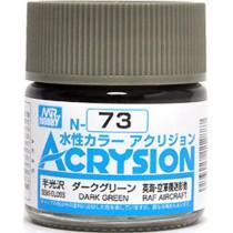 Acrysion (10 ml) Dark Green