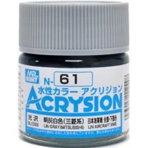 Acrysion (10 ml) IJN Gray (Mitsubishi)