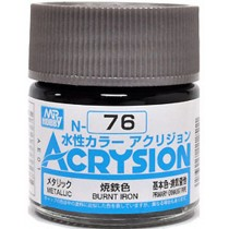 Acrysion (10 ml) Burnt Iron