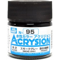 Acrysion (10 ml) Smoke Gray