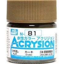 Acrysion (10 ml) Khaki