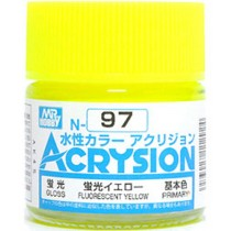 Acrysion (10 ml) Fluorescent Yellow