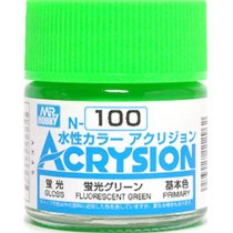 Acrysion (10 ml) Fluorescent Green