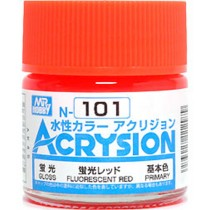 Acrysion (10 ml) Fluorescent Red