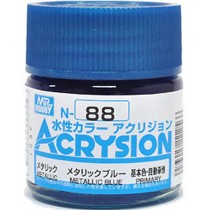 Acrysion (10 ml) Metallic Blue