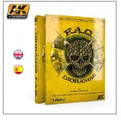 AK8001 DIORAMAS F.A.Q.  En español