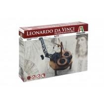 Leonardo Da Vinci Mechanical Drum