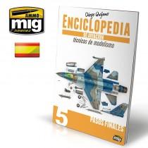 ENCICLOPEDIA DE TECNICAS DE MODELISMO DE AVIACION . VOL.4: SUCIEDAD Y DESGASTE EN ESPAÑOL