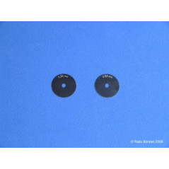 0.65 and 0.55 mm - optional extra wheels for Rivet-R tool