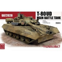 T-80UD Main Battle Tank 1/72
