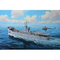 German LSM Eidechse Class landing ship 1/144