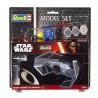 Model set Darth Vader's TIE