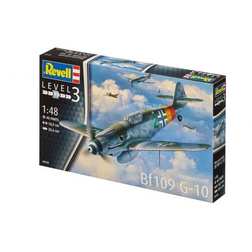Messerschmitt Bf109 G-10 1/48