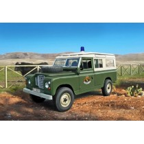 "LAND ROVER SERIES III 109 ""Guardia Civil""  1/35"
