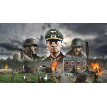 WWII : 1940 BATTLE OF ARRAS - ROMMEL'S OFFENSIVE - BATTLE SET 1/72