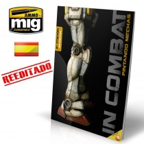 IN COMBAT PAINTING MECHAS,in spanish