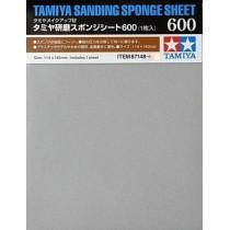 Lijas de esponjas Tamiya