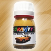 GC-190ChryslerBahama Yellowde Gravity Colors