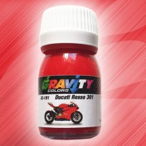 GC-191 Ducati Rosso 301 de Gravity Colors