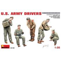 U.S. Army Drivers 1/35