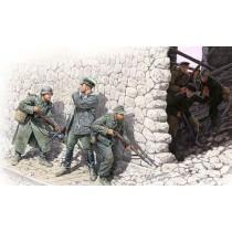 Whos that?, German Mountain Troops Soviet Marines, spring 1943 1/35