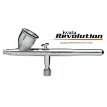 AEROGRAFO REVOLUTION IWATA DOBLE ACCION 0.5 MM.
